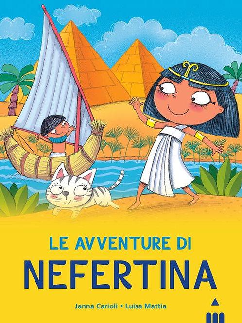 Avventure di Nefertina