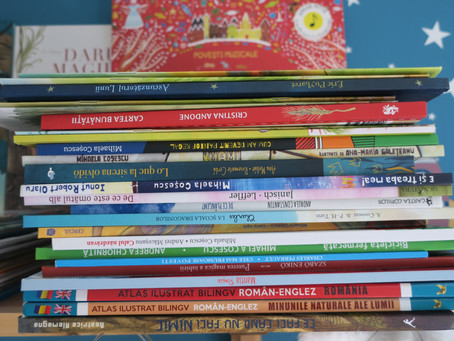How I built a 200 books library for my 2 year old