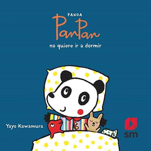 Panda Pan Pan no quiere ir a dormir