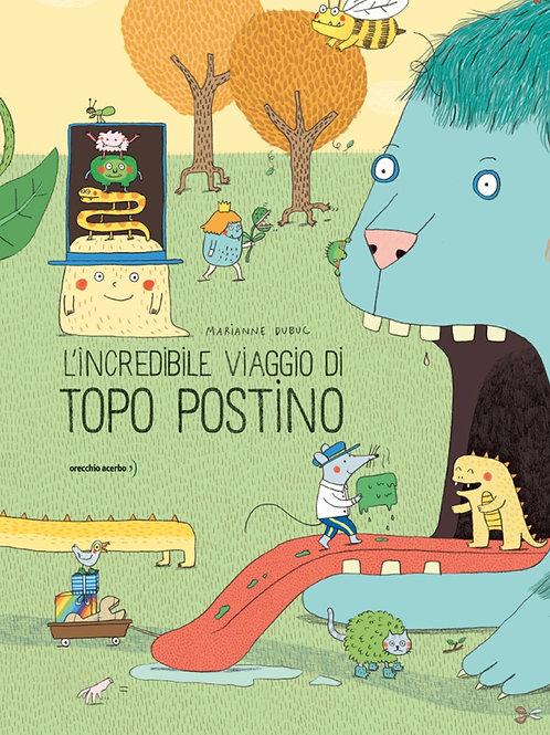 L'incredibile viaggio di Topo Postino