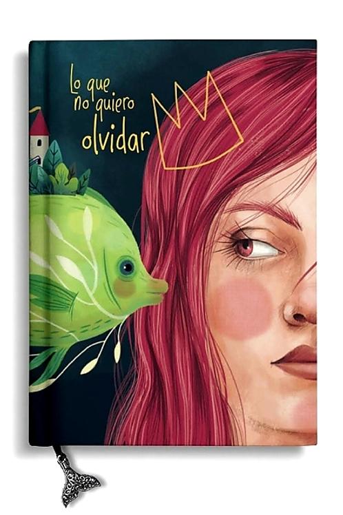 """Diario """"Lo que la sirena olvido"""""""