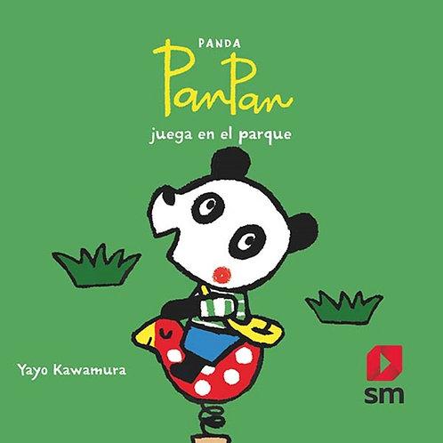 Panda Pan Pan va jugar al parque