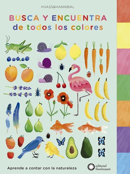 Busca y encuentra de todos los colores