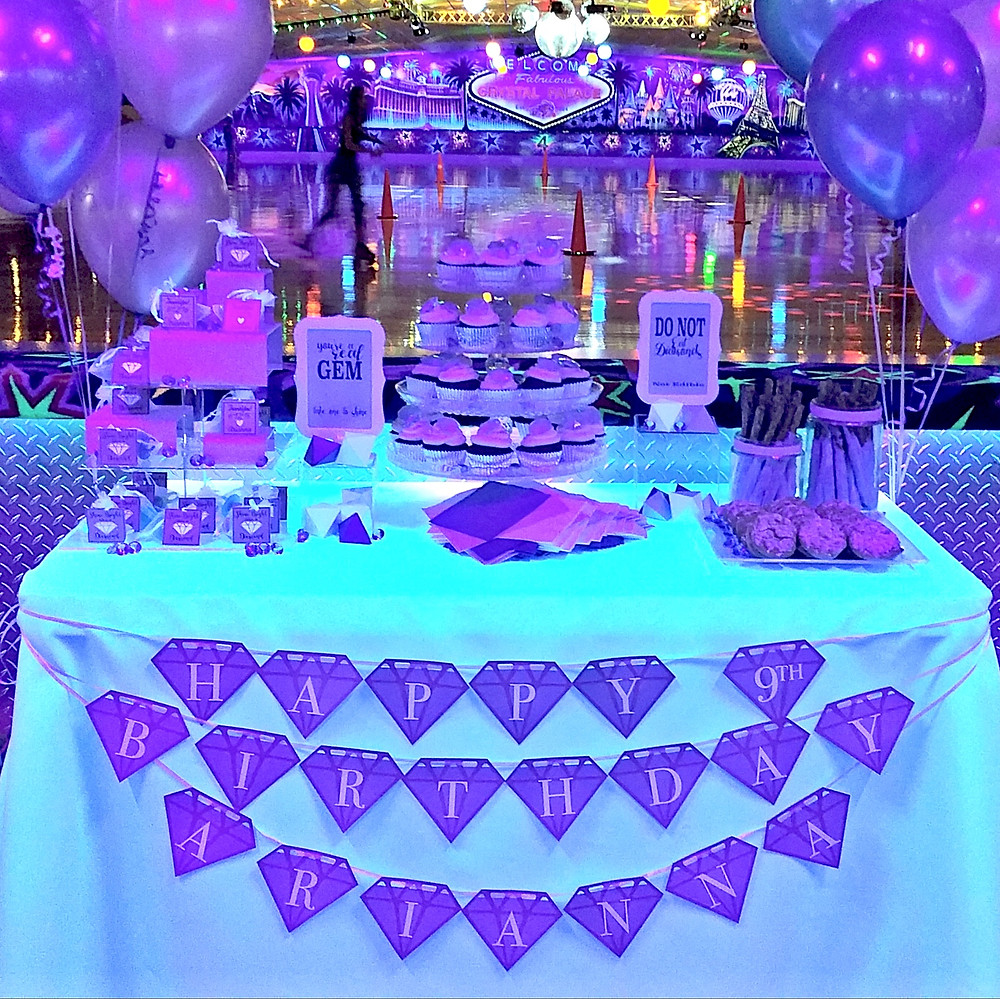 Arianna's Party Table