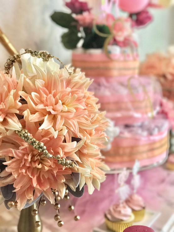 Tutu Sweet for this Baby Shower