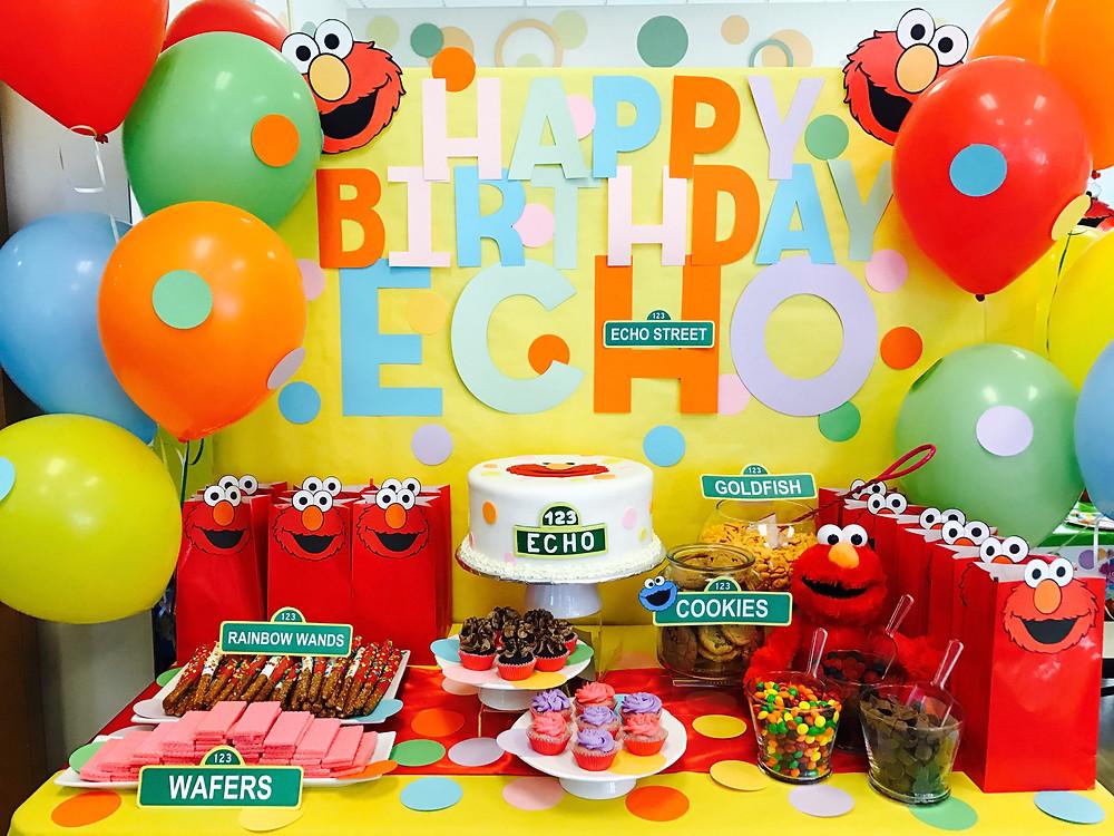Elmo Sweet Bar