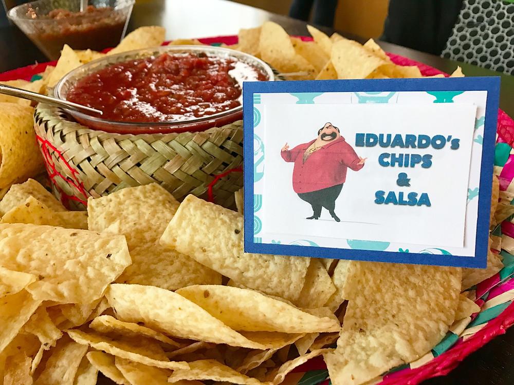 Eduardos Chips & Salsa