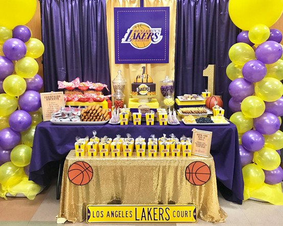 Courtside Sweets v Concession Stand Treats