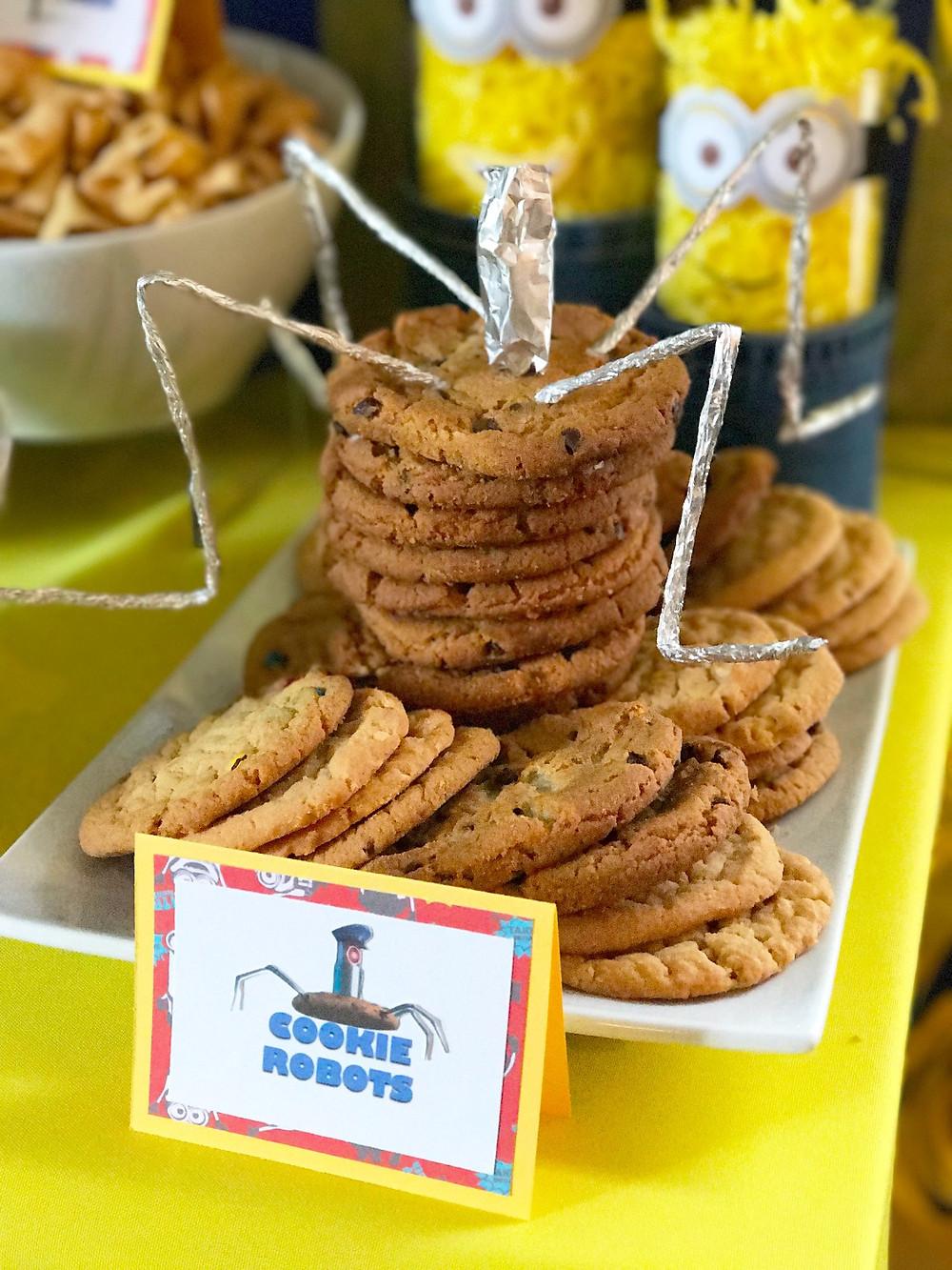 Cookie robot