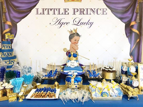 Royal Sweet Bar for Prince Agee