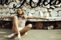 Chloe Magazine - Zarucci Top