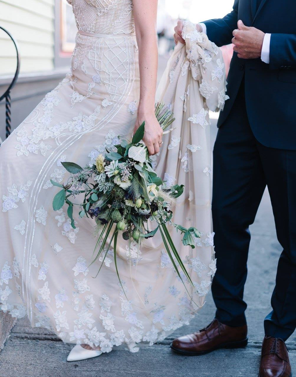 The Sara Gown