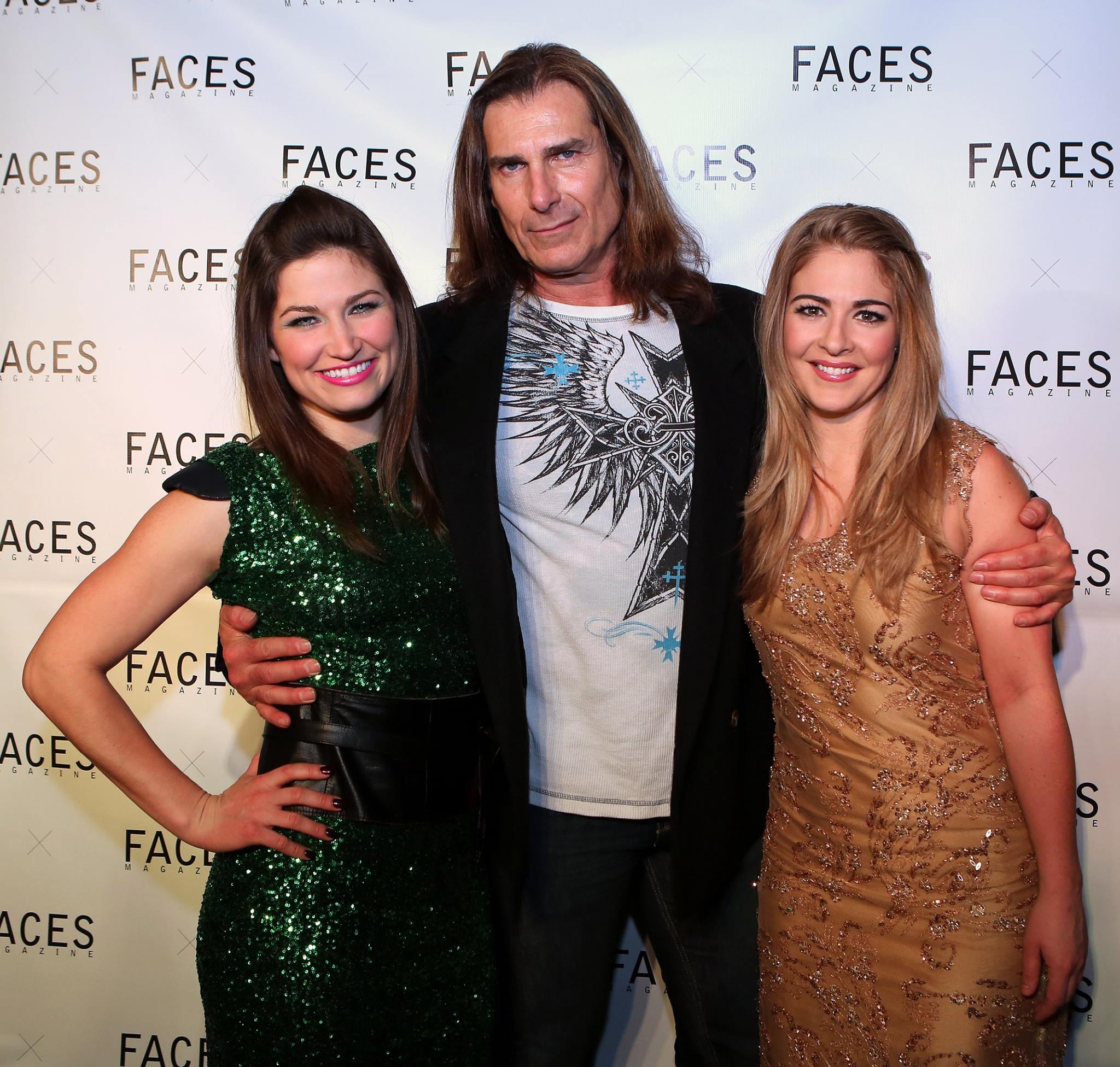 CTV girls with Fabio