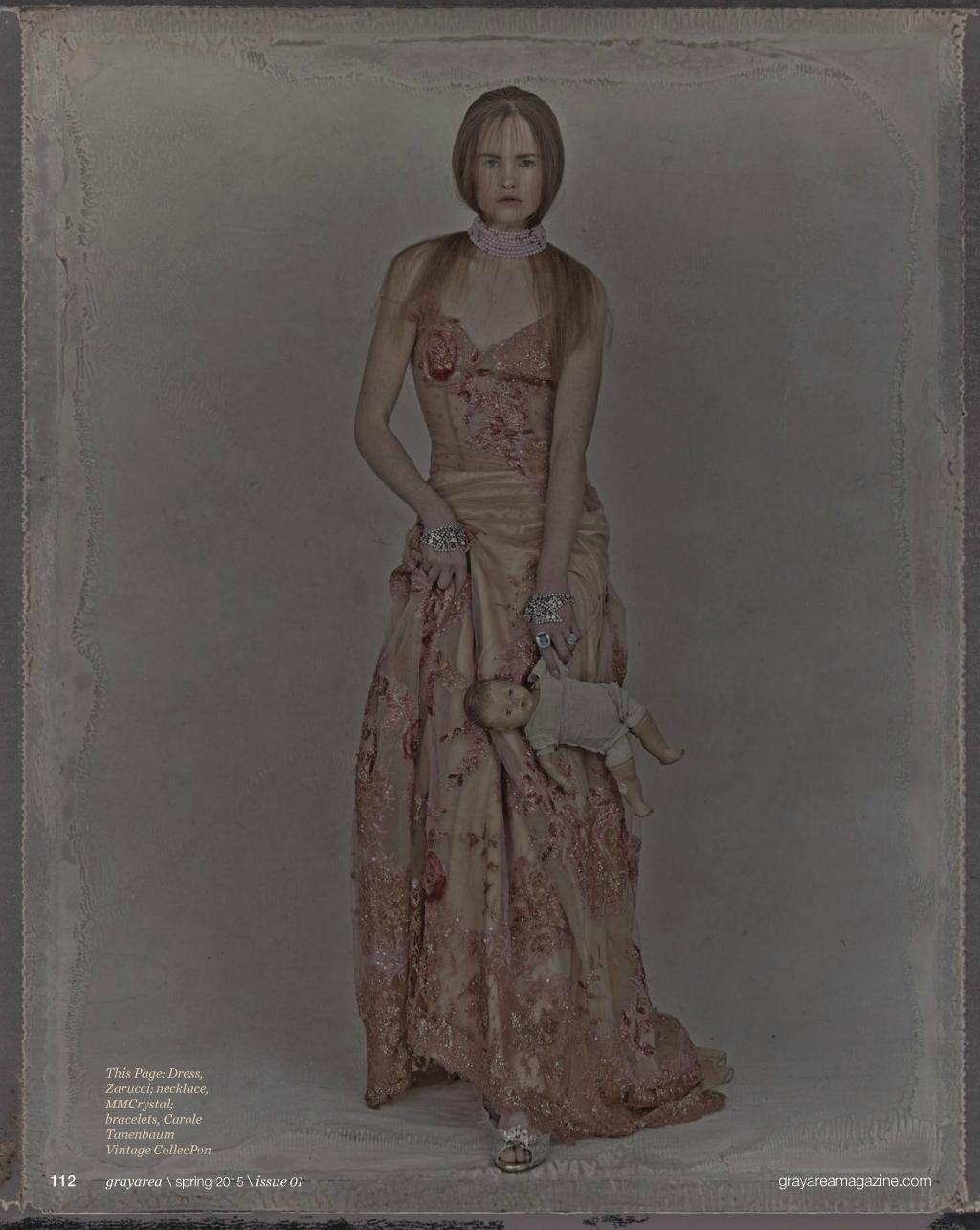 GrayArea Vol1 - Zarucci gown