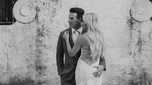 Intimate Miami Wedding