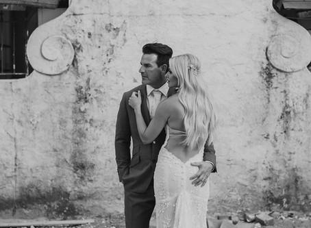 Intimate Miami Wedding