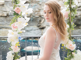 Romantic Floral Styled Wedding