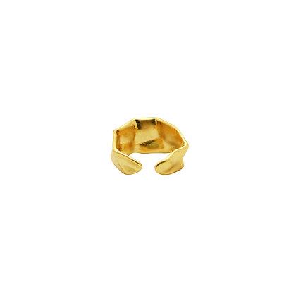Marcy Irregular Open Ring