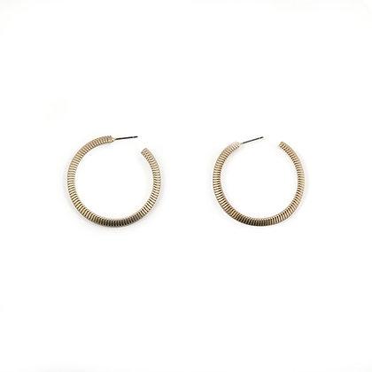 Ashley Hoop Earrings