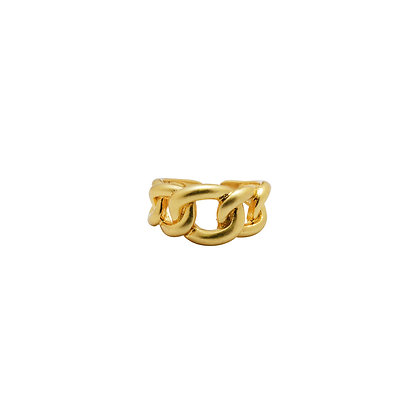 Cuban Chain Ring