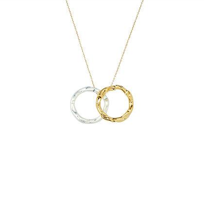 Nara Ring Necklace