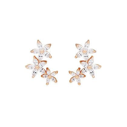 Viola Floral Earrings