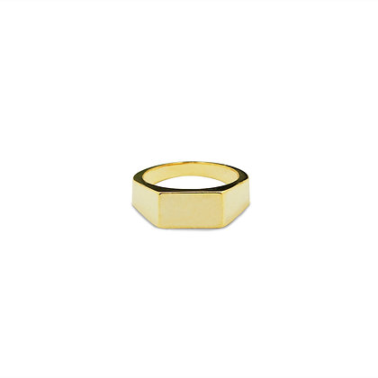 Alohi Geometric Ring