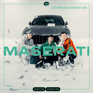 Coverrun & woofa kid - Maserati (Artwork)