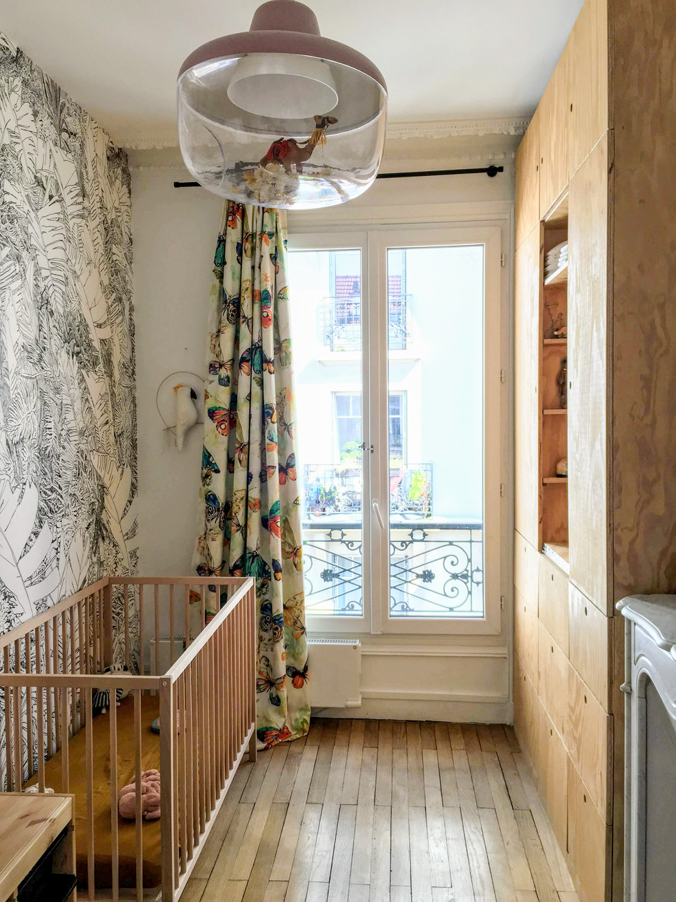 it's all about interiors appartement Bois-Colombes