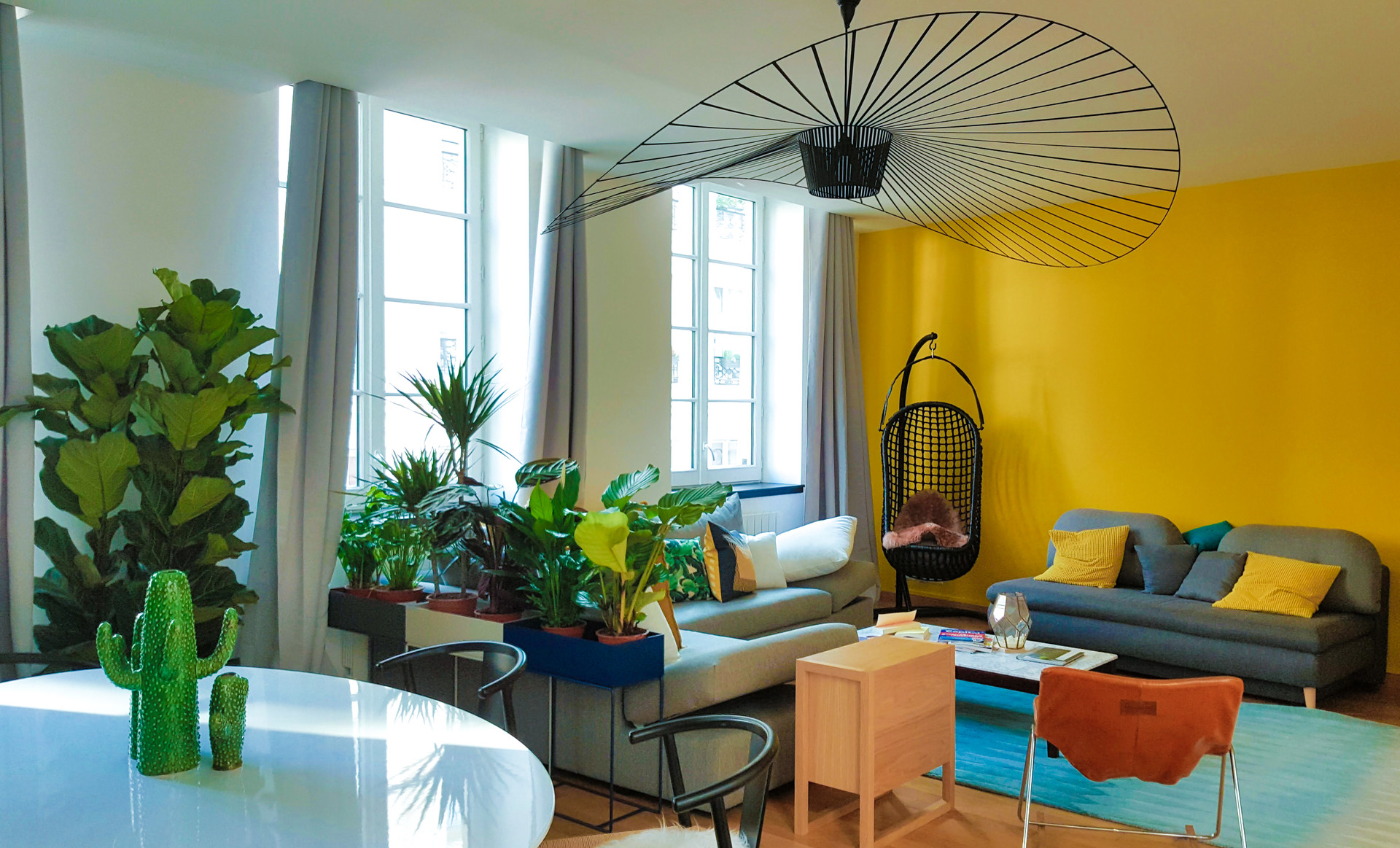 it's all about interiors appartement Paris 1er