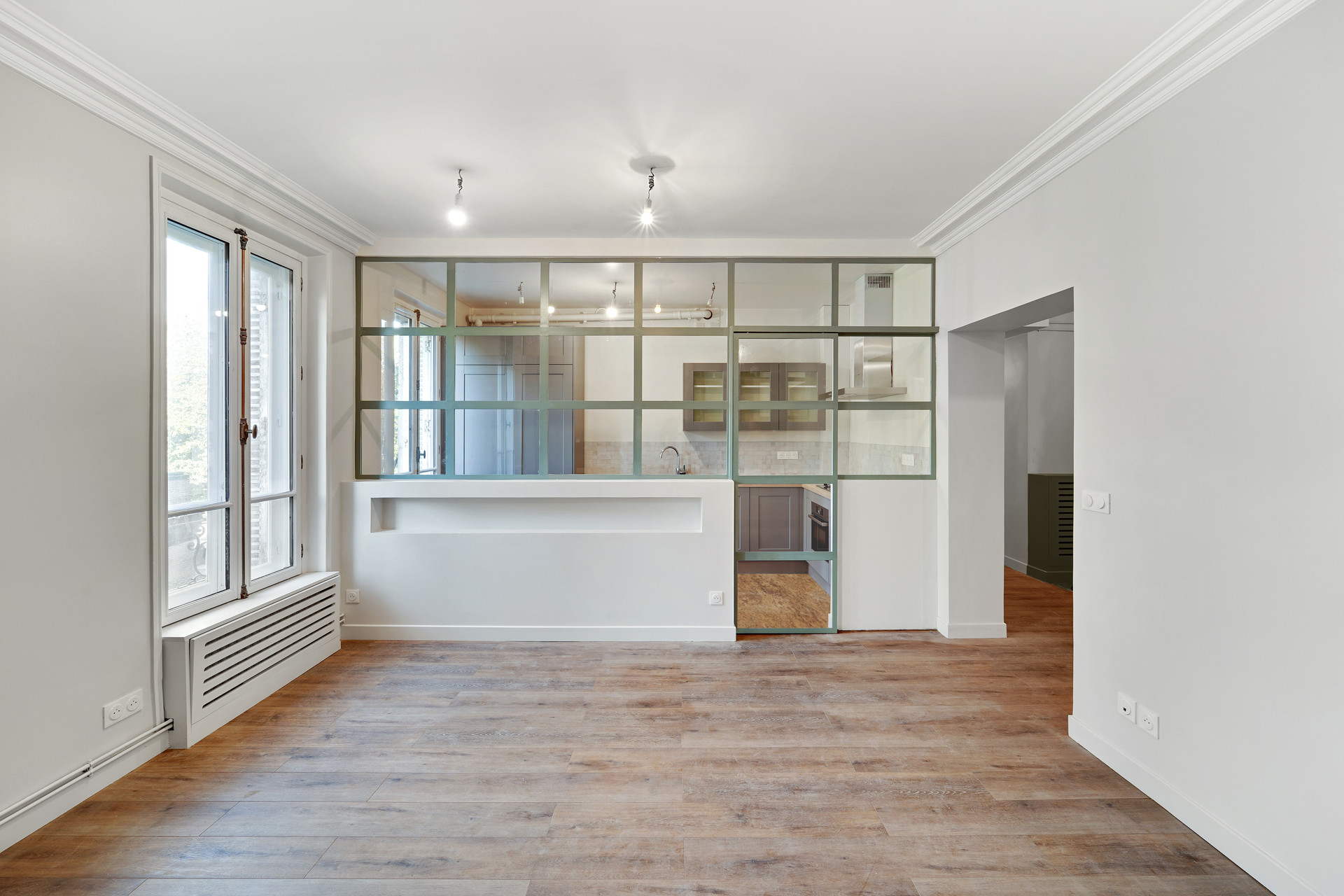 it's all about interiors appartement SD