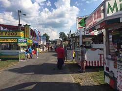 Columbiana County Fair 2017