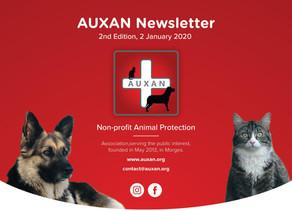 (English) NEWSLETTER AUXAN - Edition 2, Jan 2020