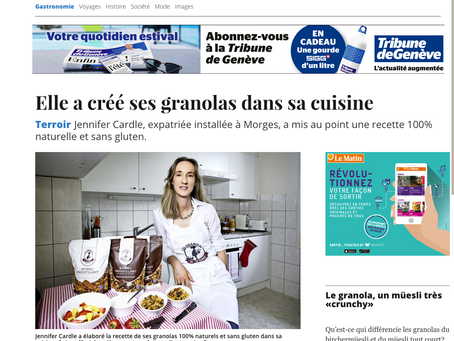 Tribune de Genève (Français, English, Deutsche)