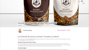 Blog, QOQA.CH (Français)