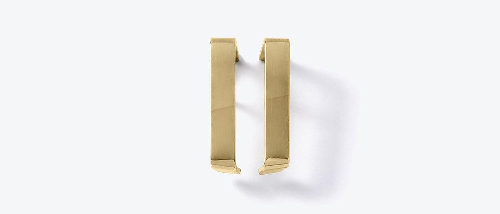 ROBO – Zlaté náušnice