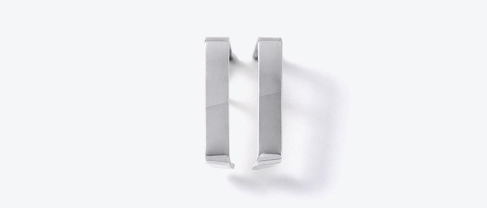 ROBO – Stříbrné náušnice