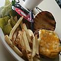 8oz Homemade Hamburger