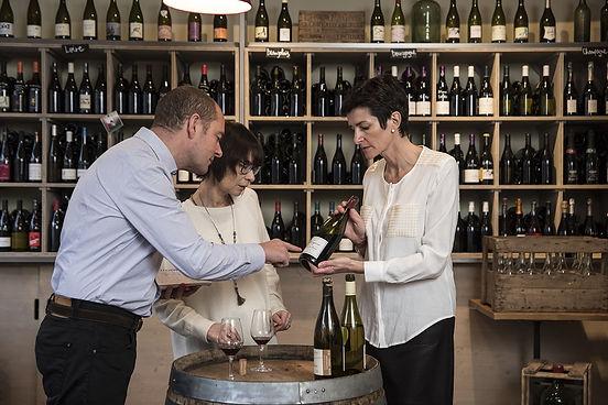 Help wineries to grow on international market