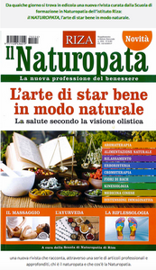 anche i giornali parlano di Naturopatia e del Naturopata