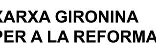 La Xarxa gironina per la Reforma Horària
