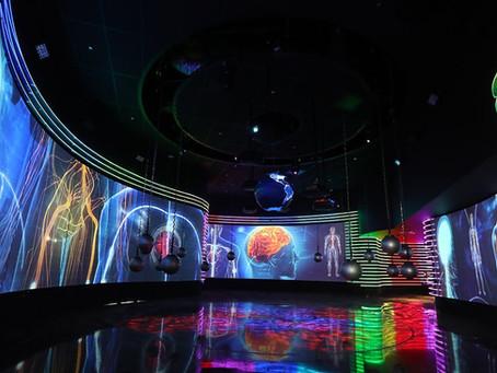 """מרכז מבקרים """"אורות רבין"""" - תחנת החשמל"""