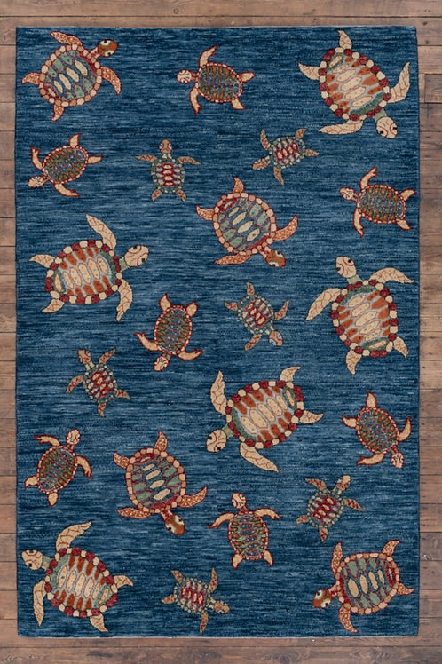 Honu Family 1697 190 x 126cm