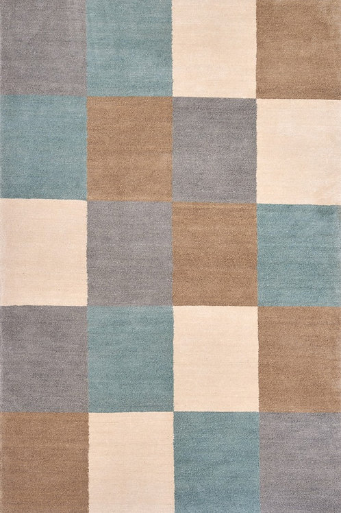 Fine Squares 176 x 116cm