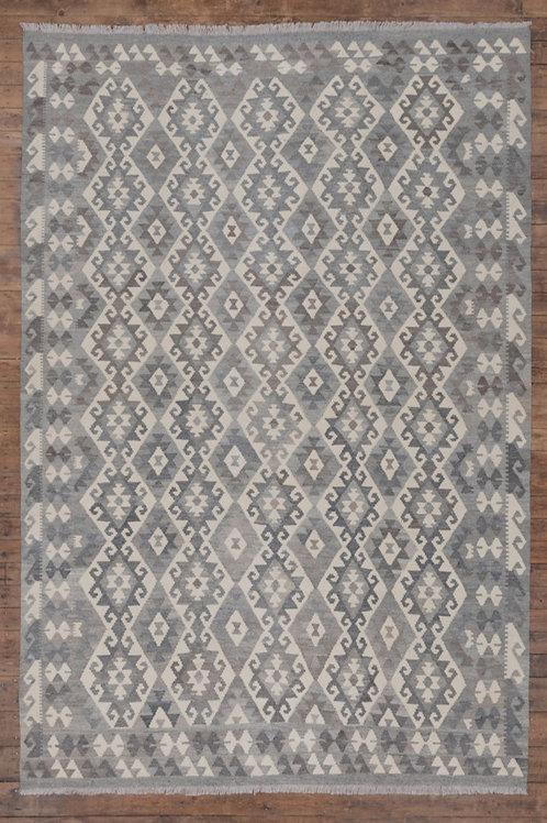 Natural Afghan Kelim 296 x 203cm