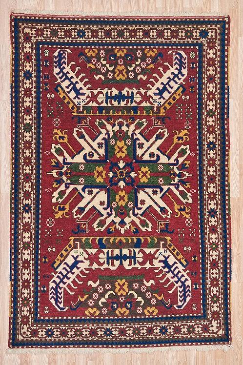 Red Kazak 222 x 152cm
