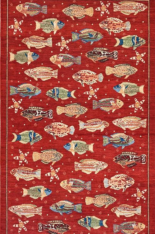 Ocean pond fish