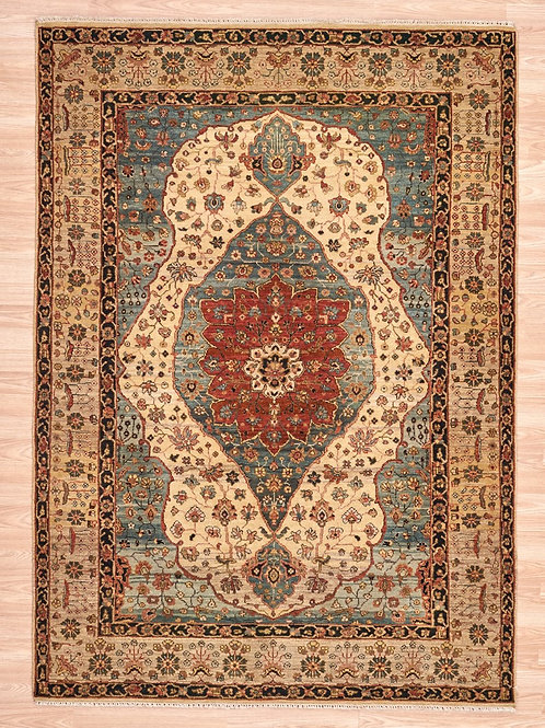 Afghan 142 197 x 141cm