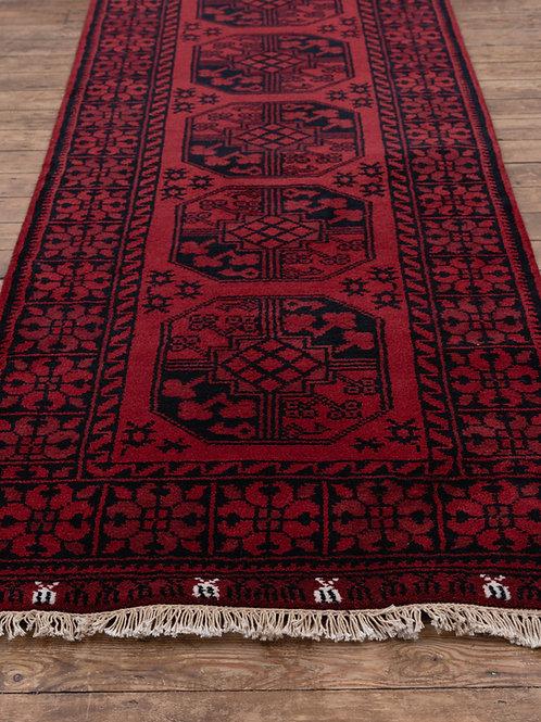 Afghan Red 13162 307 x 79cm