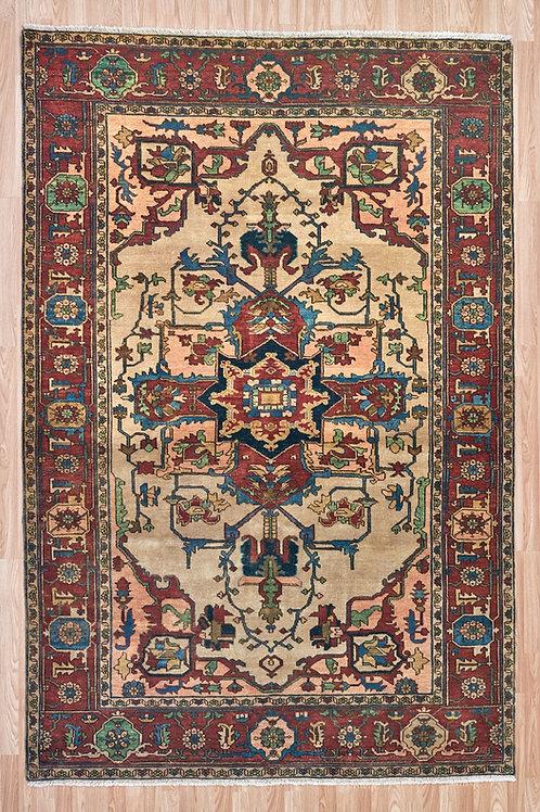 Serapi P 6C 274 x 183cm